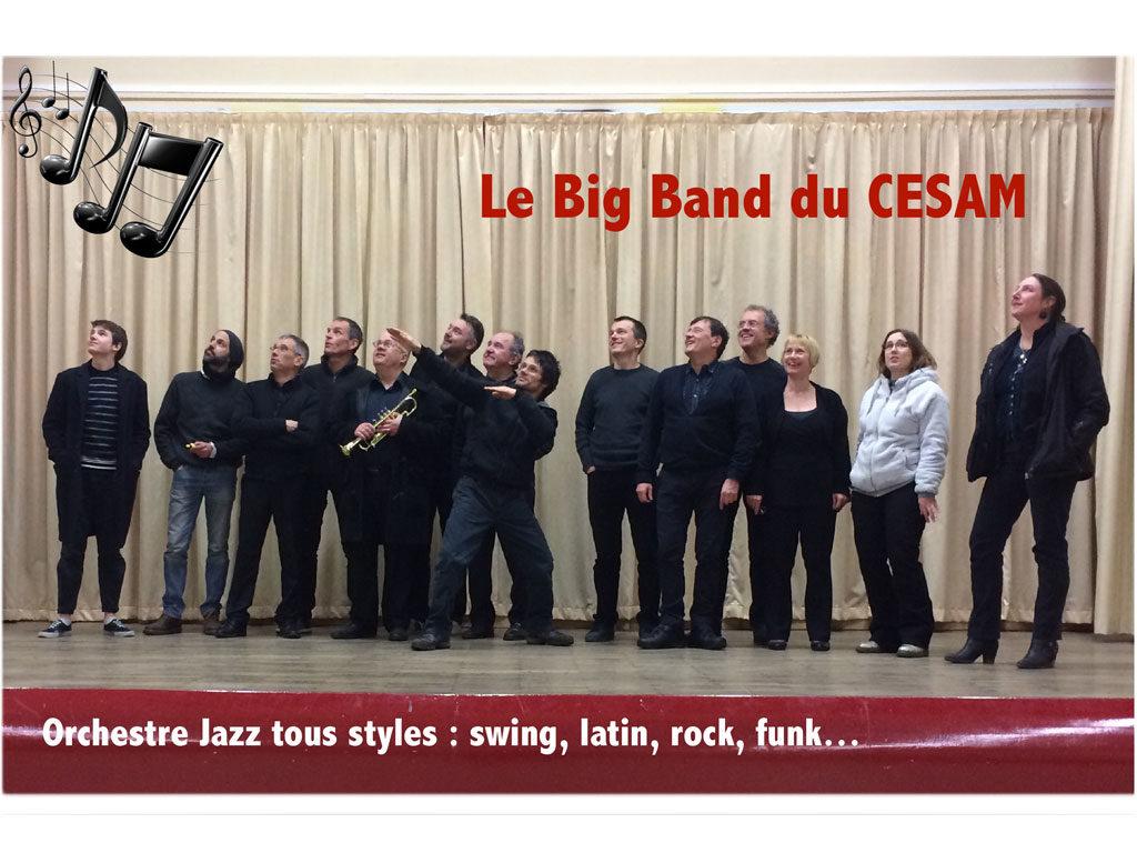 CESAM big-bang